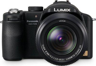 Panasonic Lumix DMC-FZ50 digital camera