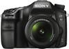 Sony Alpha SLT-A68 digital camera front