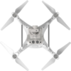 DJI Phantom 4 drone bottom