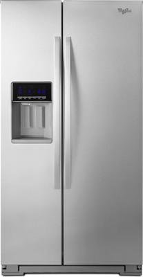 Whirlpool WRS571CIDM refrigerator