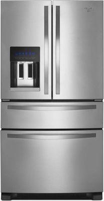 Whirlpool WRX735SDBM refrigerator