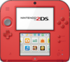 Nintendo 2DS portable game console