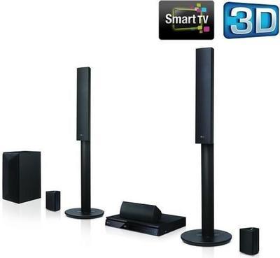 LG LHB645 home cinema system