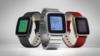 Pebble Time Steel smartwatch