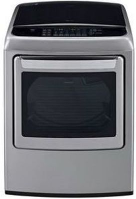 LG DLGY1702V tumble dryer