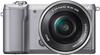 Sony Alpha a5000 digital camera front