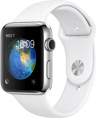 Apple Watch Series 2 42mm Stainless Steel with Sport Band smartwatch