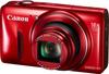 Canon PowerShot SX600 HS digital camera angle