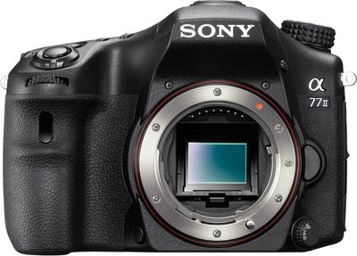 Sony SLT-A77 II digital camera